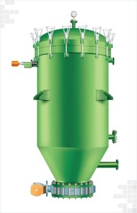 Vertical Pressure Leaf Filter (VPLF)