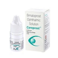 Careprost-Bimatoprost Eye Drops