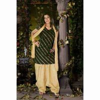 Ladies Kurta With Patiala Salwar