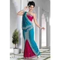Multiple Colors Handwork Lehenga