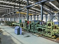ERW Tube And Pipe Line