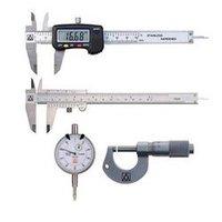 Caliper Indicator And Micrometer