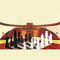 Jumbo Chess Pieces