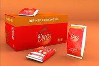 Days Refined Rice Bran Oil (1liter)