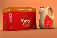 Days Refined Rice Bran Oil