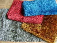 Reversible Polyester Shaggy Rug