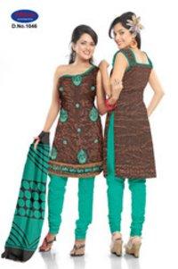 Attractive Color Salwar Suit
