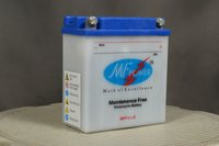 Maintenance Free Motorcycle Battery (MFP 5 L-B)