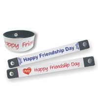 Printed Friendship Band