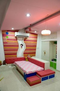 Kids Room Design Service