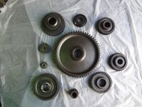 Gear For Tractor