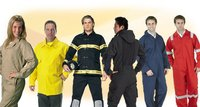 Industrial Coverall And Workwear