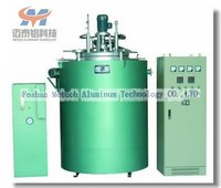 Pit Type Controlled Die Nitriding Furnace