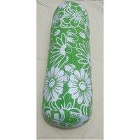 Floral Printed Yoga Bolster
