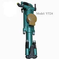 Yt24 Pneumatic Rock Breaker