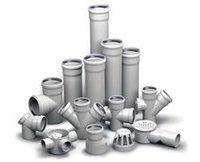PVC Water Pipe Fittings