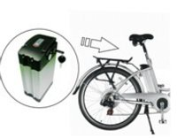 Electric Bike Battery 36V 10AH LIFEPO4