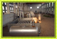 Fully Automatic Waste Tyre Pyrolysis Plant