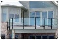 Balcony Glass Railings