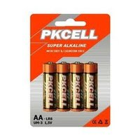 Alkaline And Zinc Carbon Batteries