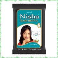 Hair Black Henna (Nisha)