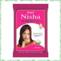 Hair Henna Burgundy (Nisha)