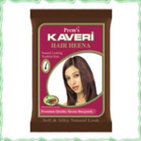 Hair Henna Burgundy (Kaveri)