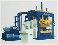 Block Making Machine(Qft 18-20)