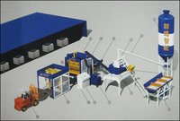 Simple Automatic Block Production Line