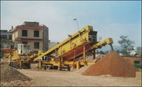Building Waste Production Line