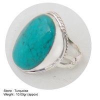 Amethyst Stone Classic Design Ring