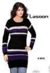 Woolen Long Top