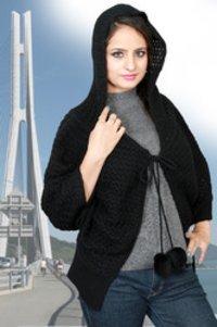Stylish Woolen Women's Wear Top