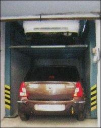 4 Pole Car Parking System