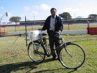Bicycle Sprayer