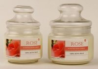 Yankee Candle Series Natural Rose Scent Massage Oil