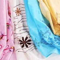 Embroidered Scarves & Stoles