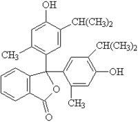 Thymolphthalein ACS