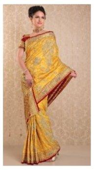 Shashipriya Embroidery Saree