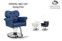 Crystal Multi Purpose Styling Chair