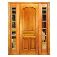 Paneled Interior Door