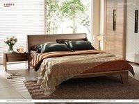 Furnished Bed