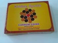Carrom Board Coins
