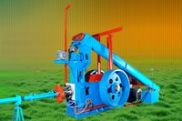 Renewable Biomass Briquetting Machine