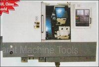 Extra Heavy Duty Slant Bed Cnc Lathe Machinery