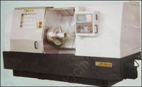 Pipe Threading Slant Bed Cnc Lathe Machinery