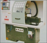 Low Cost Flat Bed Cnc Lathe Machine