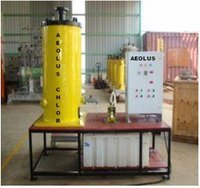 Drinking Water Disinfection System