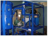Transformer Oil Filtration And Dehydration Plants