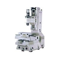 Cnc Vertical Machine (Vl-510)
